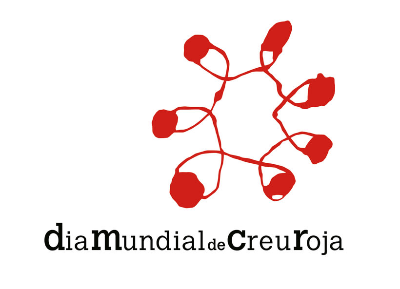 Red Cross International Day's Logo 1
