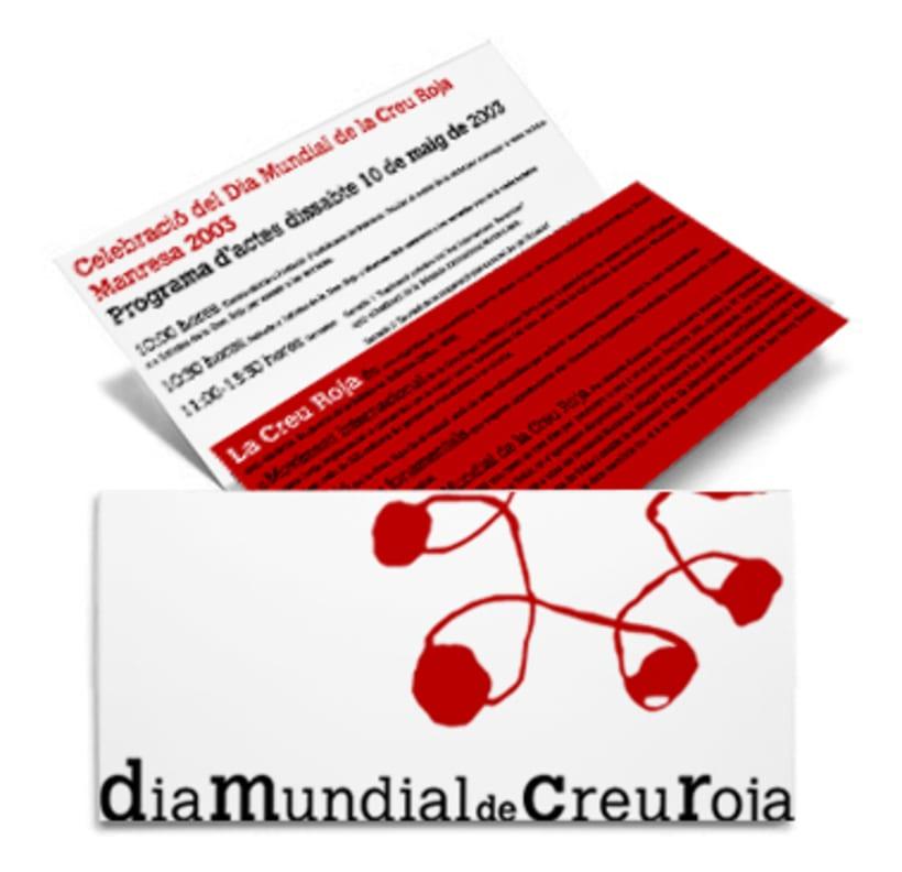 Red Cross International Day's Logo 3