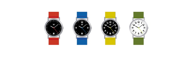 Watches collections & graphic & industrial materials 10