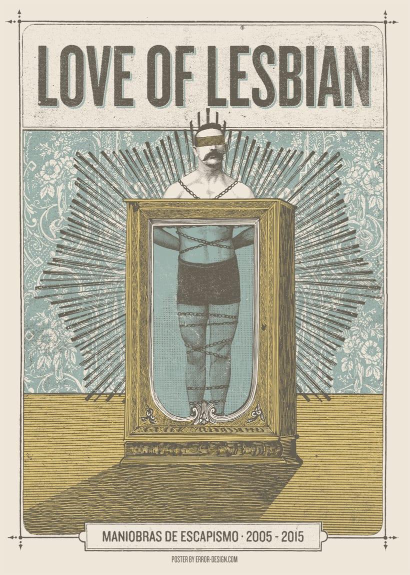 Love of Lesbian 1