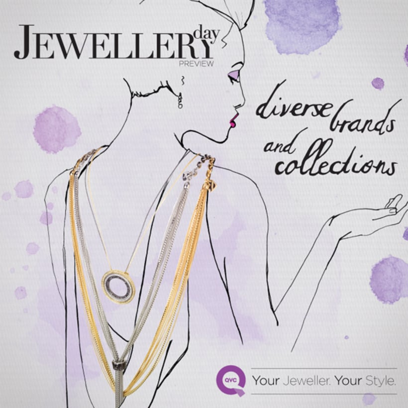 QVC - Jewellery Day 8