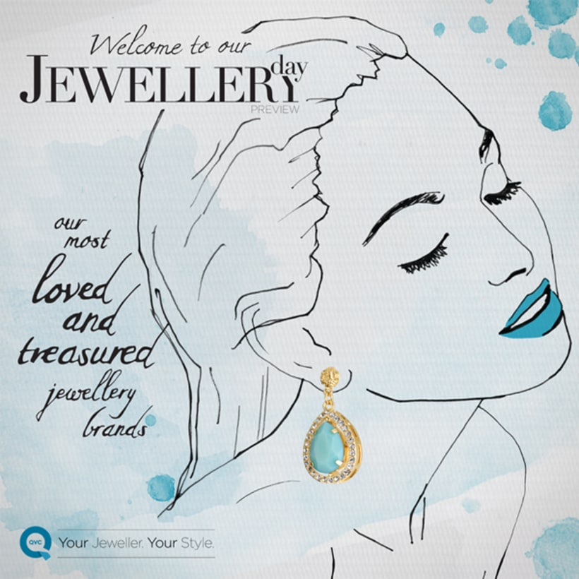 QVC - Jewellery Day 9