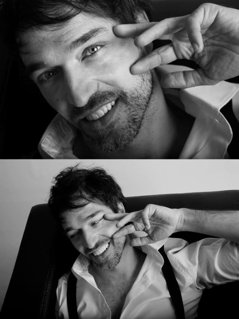 Iban Malo, Actor y Modelo 10