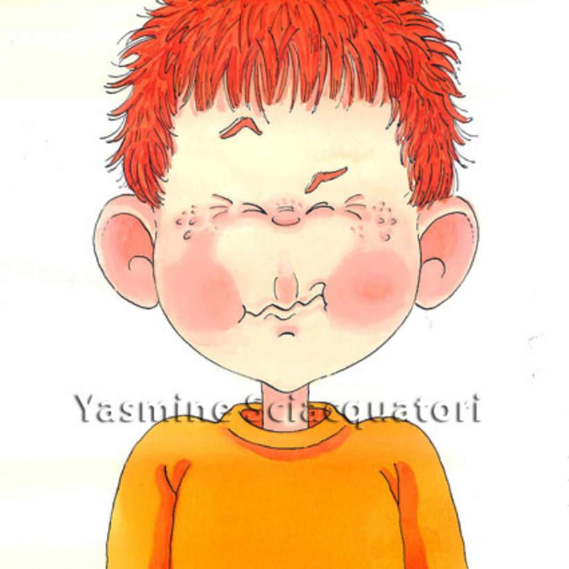 cuento infantil: Les dents d'en Tomàs 3