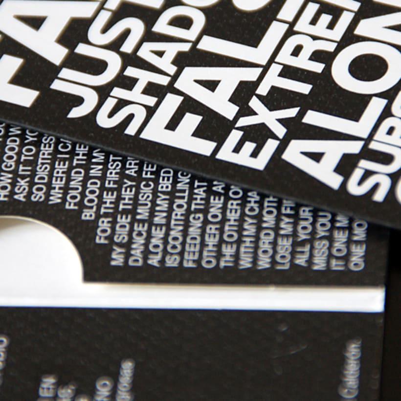 Chándal - Packaging CD 6