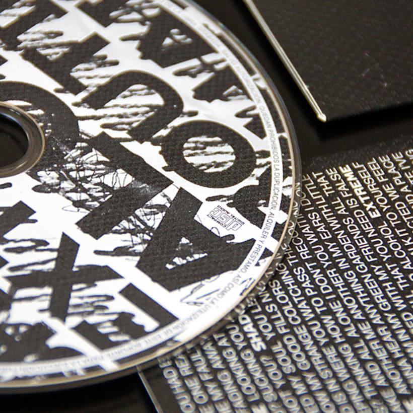 Chándal - Packaging CD 7
