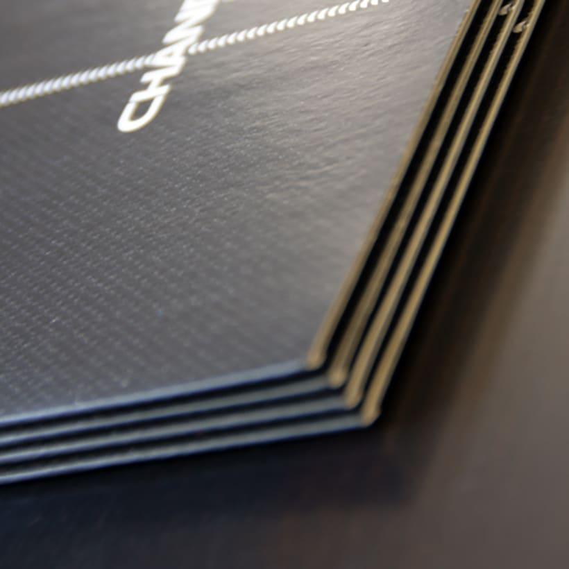 Chándal - Packaging CD 8