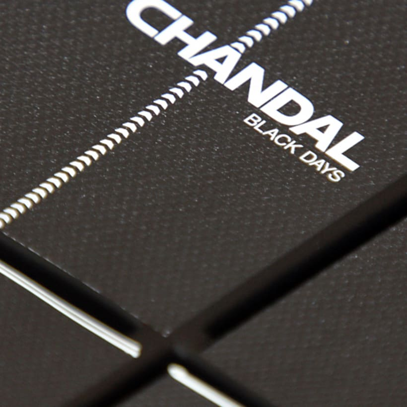Chándal - Packaging CD 2