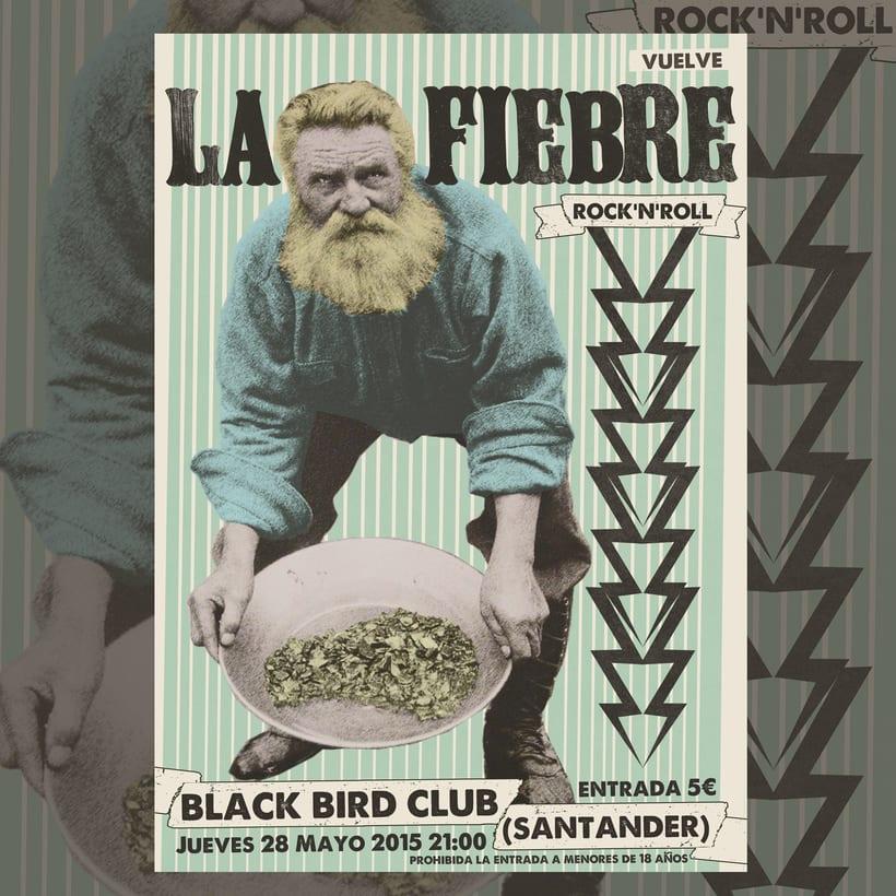 La Fiebre - Black Bird -1