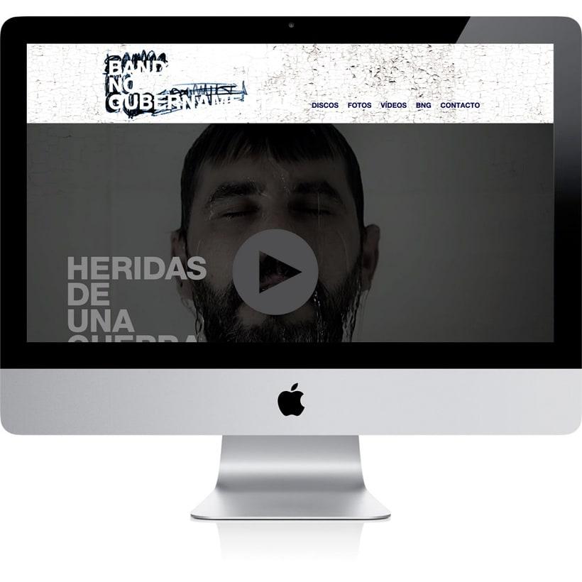 Banda No Gubernamental - Videoclip 3