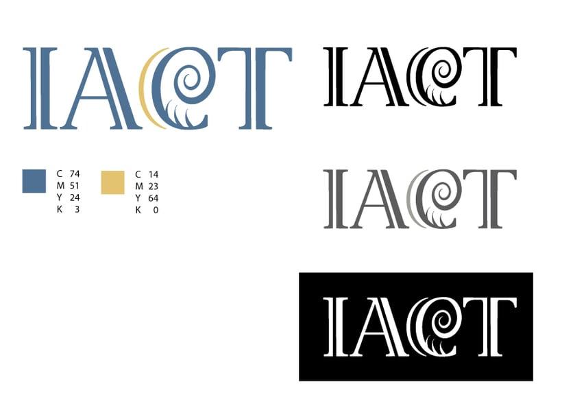 Logotipo IACT 0