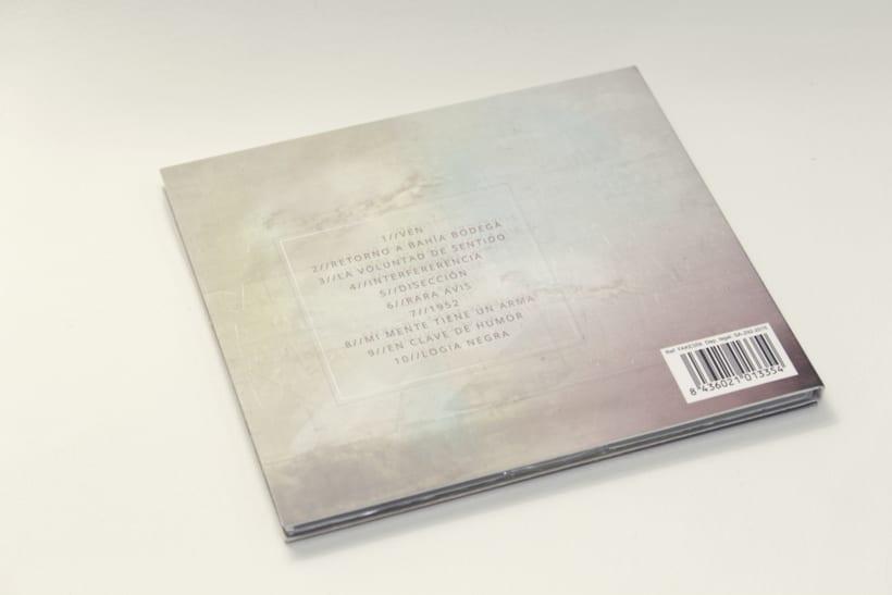 Memorandum (album artwork) 2