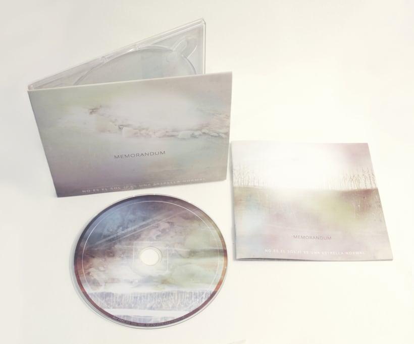 Memorandum (album artwork) 6