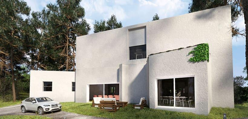 Render Arquitectura 3D - Prodisema 1