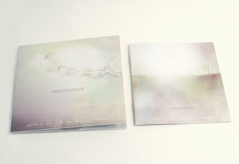 Memorandum (album artwork) 4