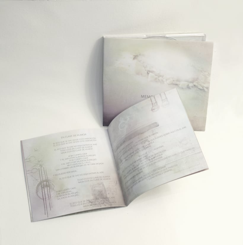 Memorandum (album artwork) 5