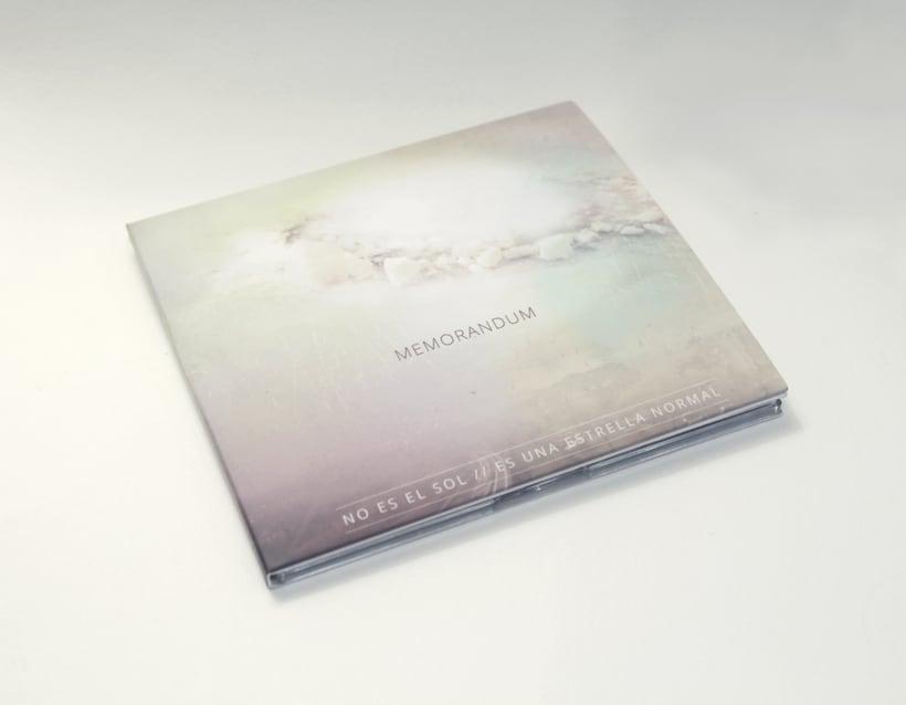 Memorandum (album artwork) 1