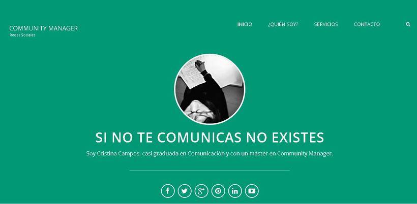 Web con Wordpress -1