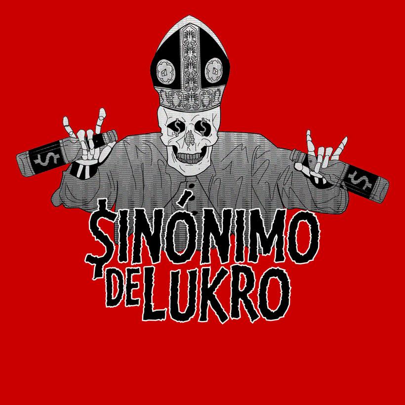 Imagen gráfica para Disco Sinónimo de Lukro 1