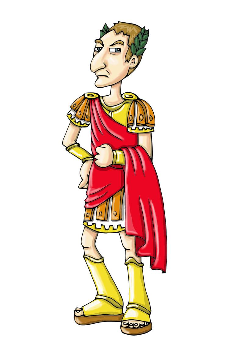 Romanos 0