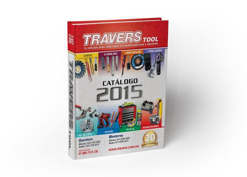Jefe de Maquetación Catálogo Travers Tool -1