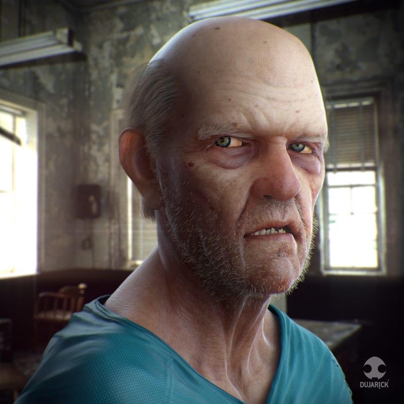 Old Man 0