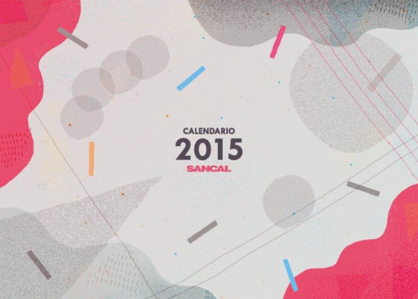 Calendario SANCAL 2015 0