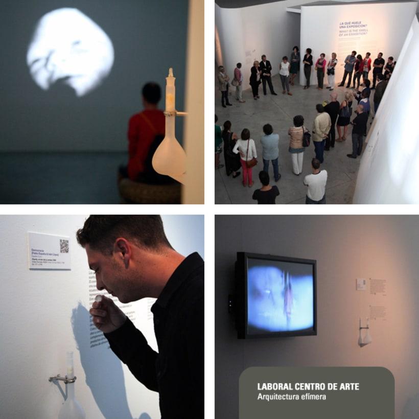 ¿A qué huelen las exposiciones? 0