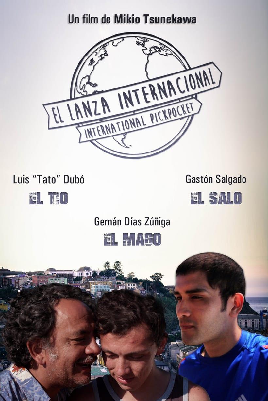 El lanza Internacional - Movie poster 0