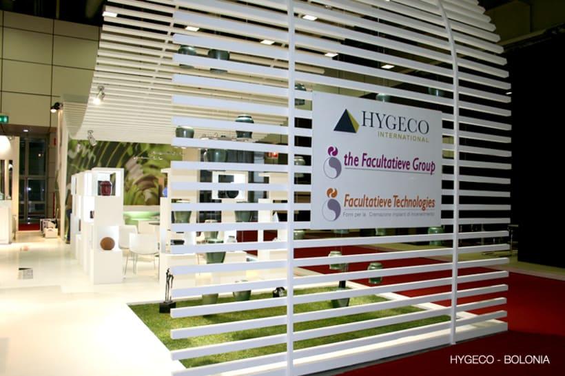 STAND HYGECO 5