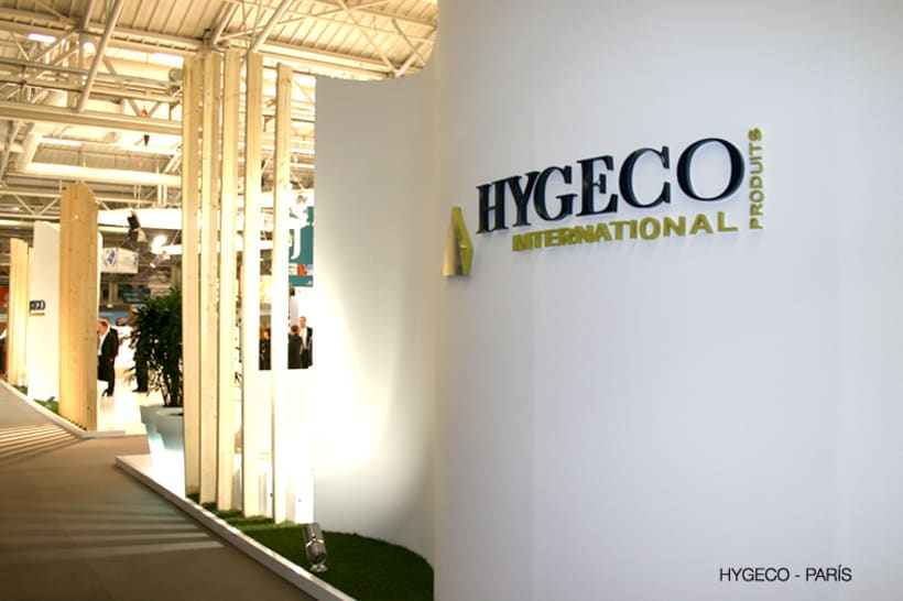 STAND HYGECO 9