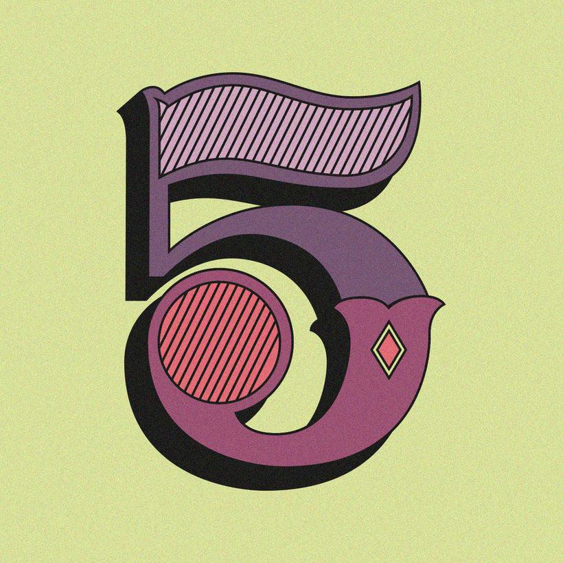 36 days of type. Segunda Edición 32
