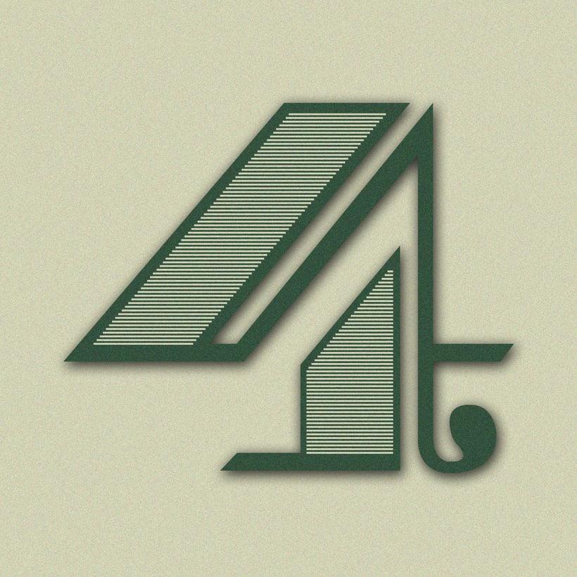 36 days of type. Segunda Edición 31
