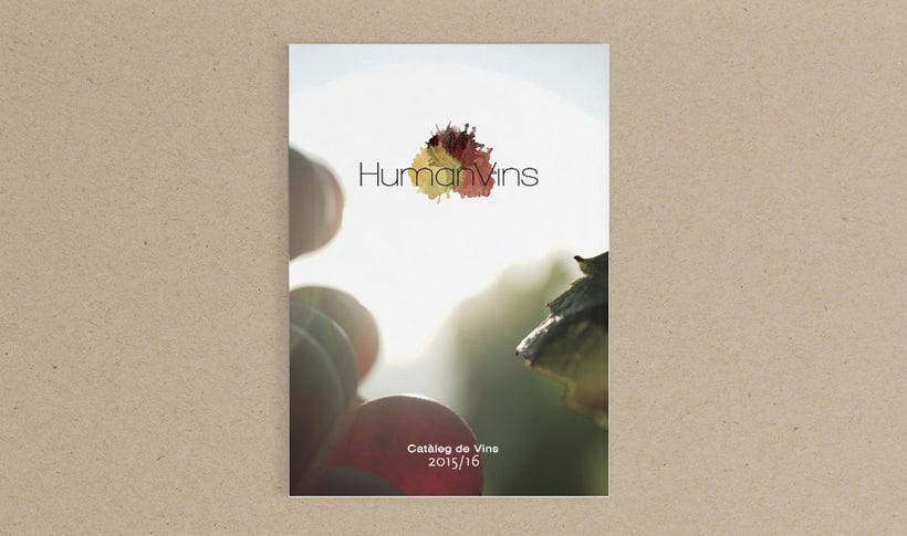 Identidad Corporativa HumanVins 4