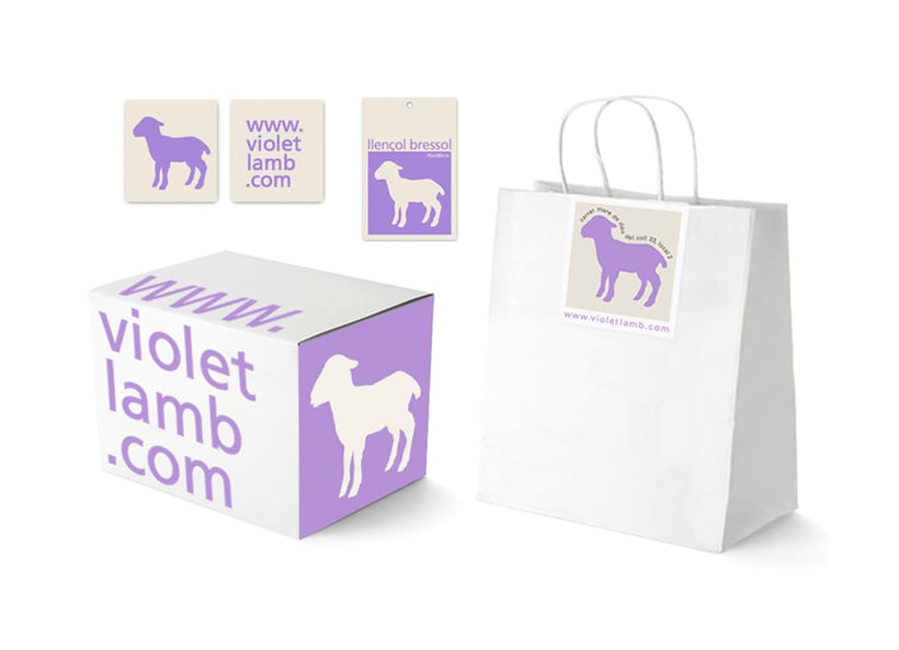 Corporate identity, packaging, online shop 3
