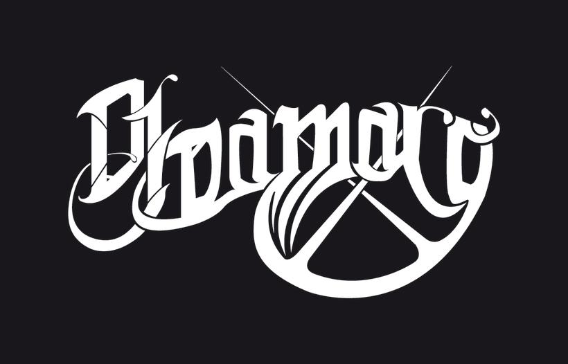 DJ Damaro / Logo&Lettering 0