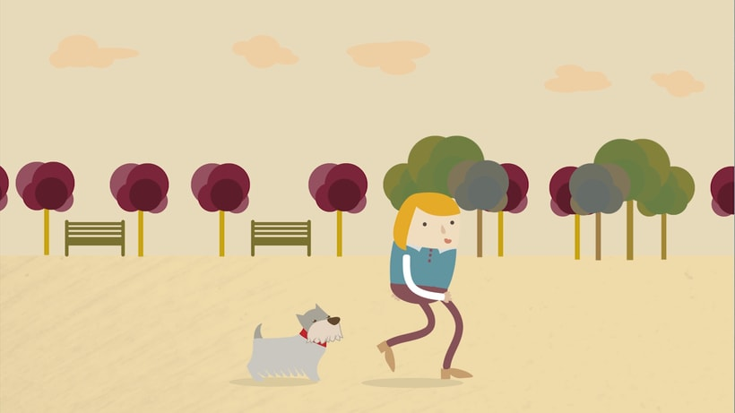 MI PERRA LOLA (motion graphics) 1