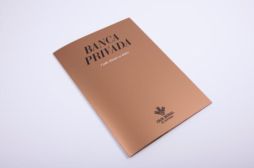 Banca Privada, Caja Rural 2