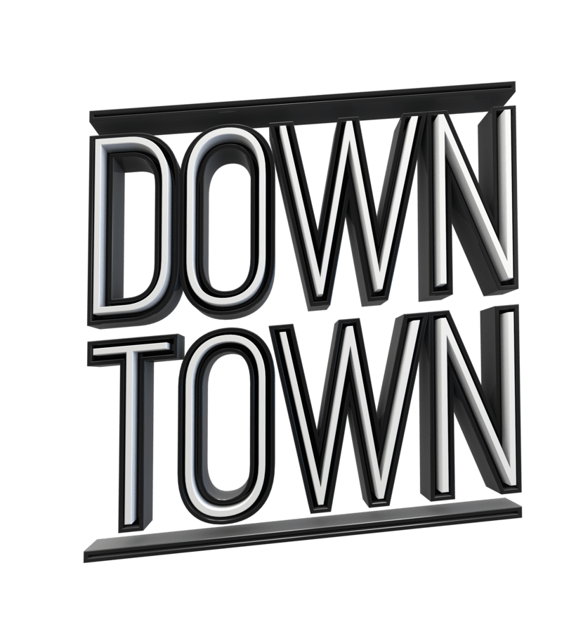 LOGOTIPO + PORTADA (Down Town Skate Mag) 1