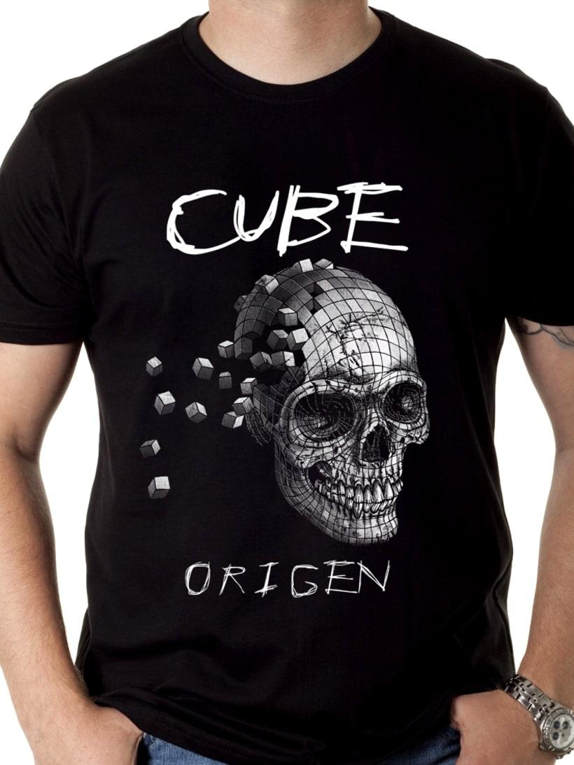 Diseño Grupo Cube 6
