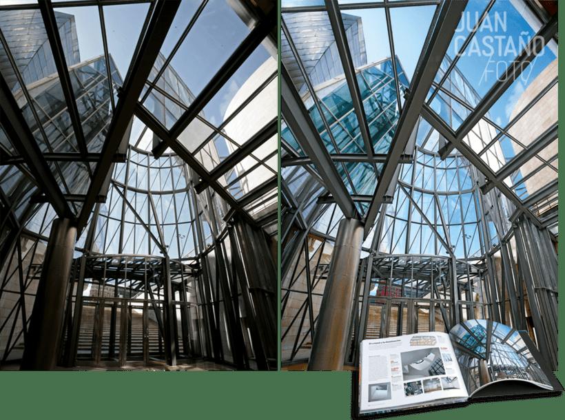 Retoque / Postproducción digital / Arquitectura 2