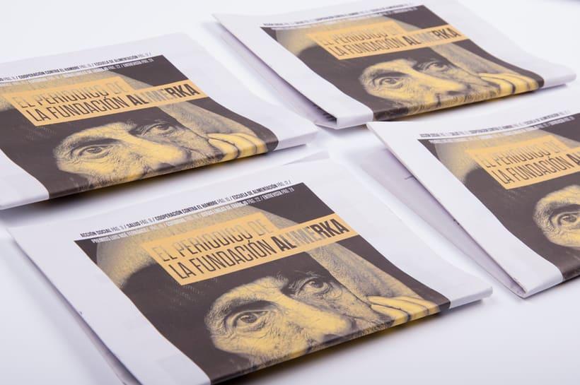 El periódico de la Fundación Alimerka -1