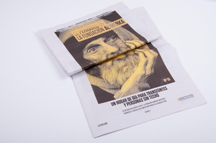 El periódico de la Fundación Alimerka 0