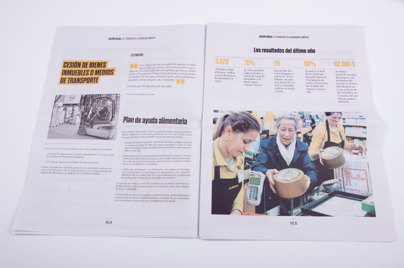 El periódico de la Fundación Alimerka 2