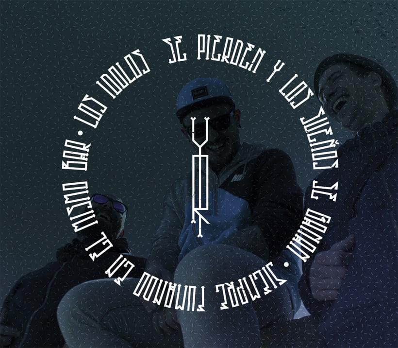 DISEÑO DE DISCO EN DIGIPACK (Smokin Blues) 2