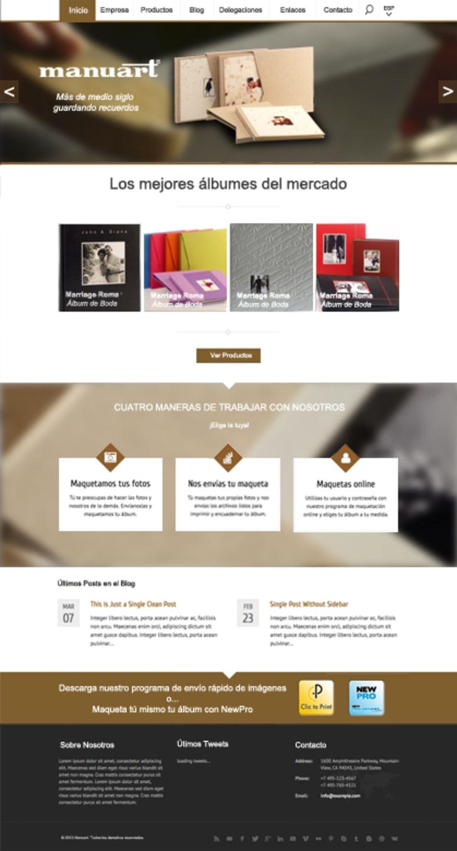 Portfolio Web 5