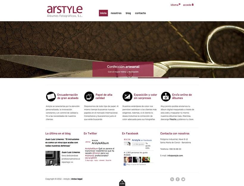 Portfolio Web 7