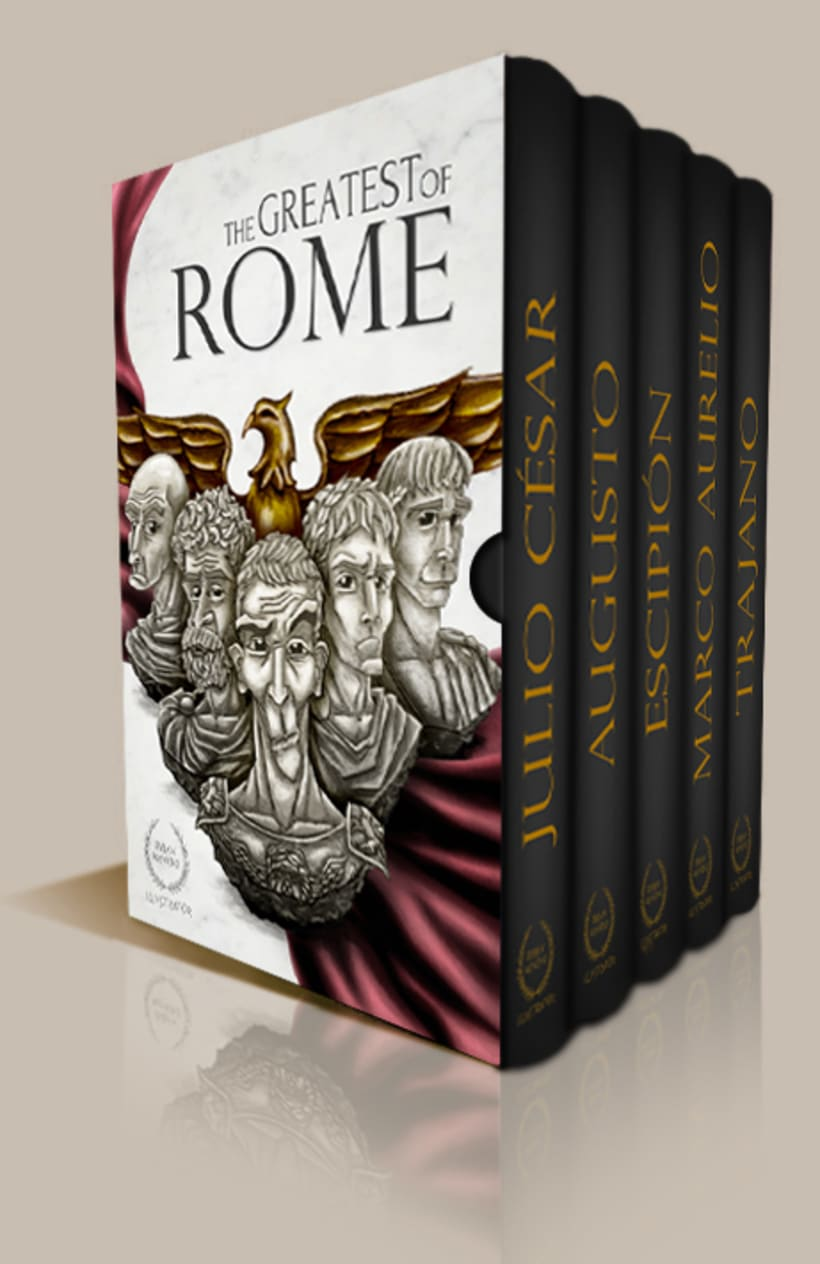 The Greatest of Rome -1