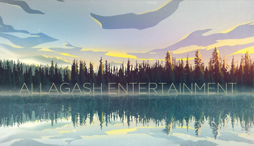Allagash Entertainment logo 4