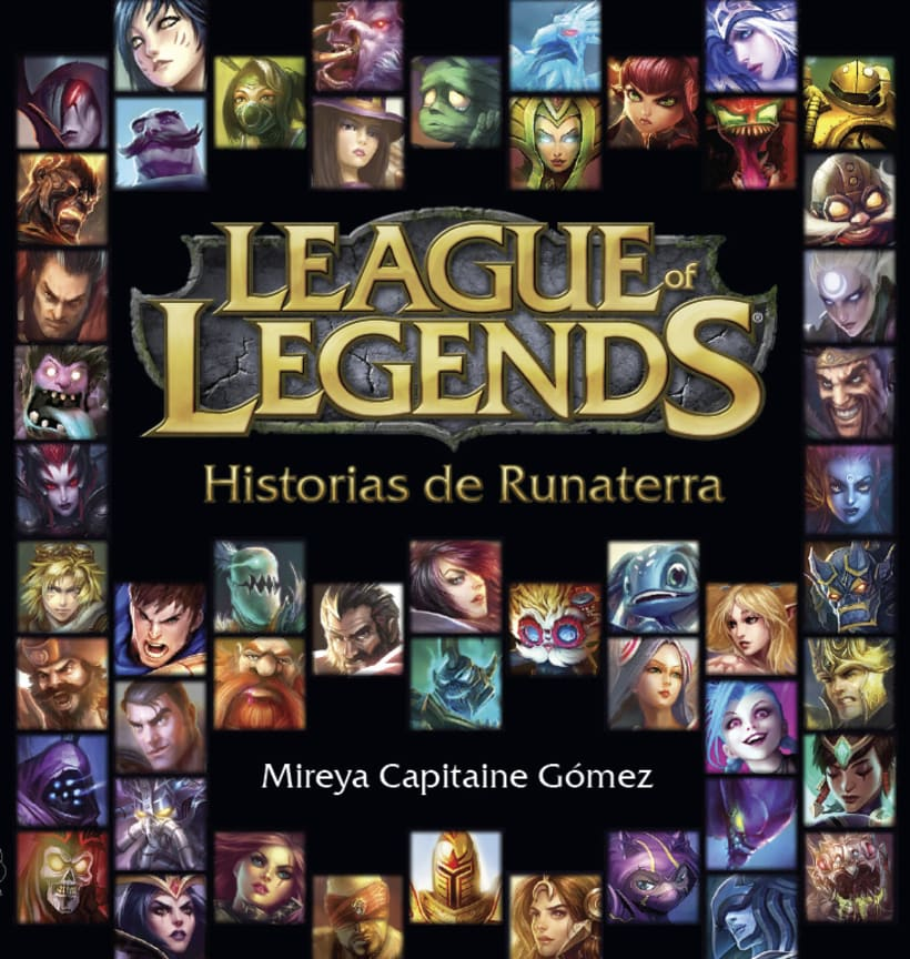 League of Legends - Historias de Runaterra 1